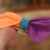 مشبك أوراق صنع يدوي